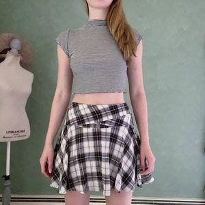 Britney Spears Plaid Skirt